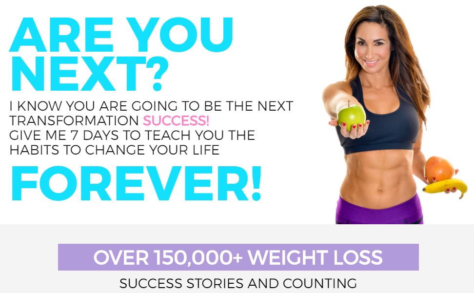 Difficulties Losing weight ?Let Natalie show you how to get your body in FAT BURNING mode !
