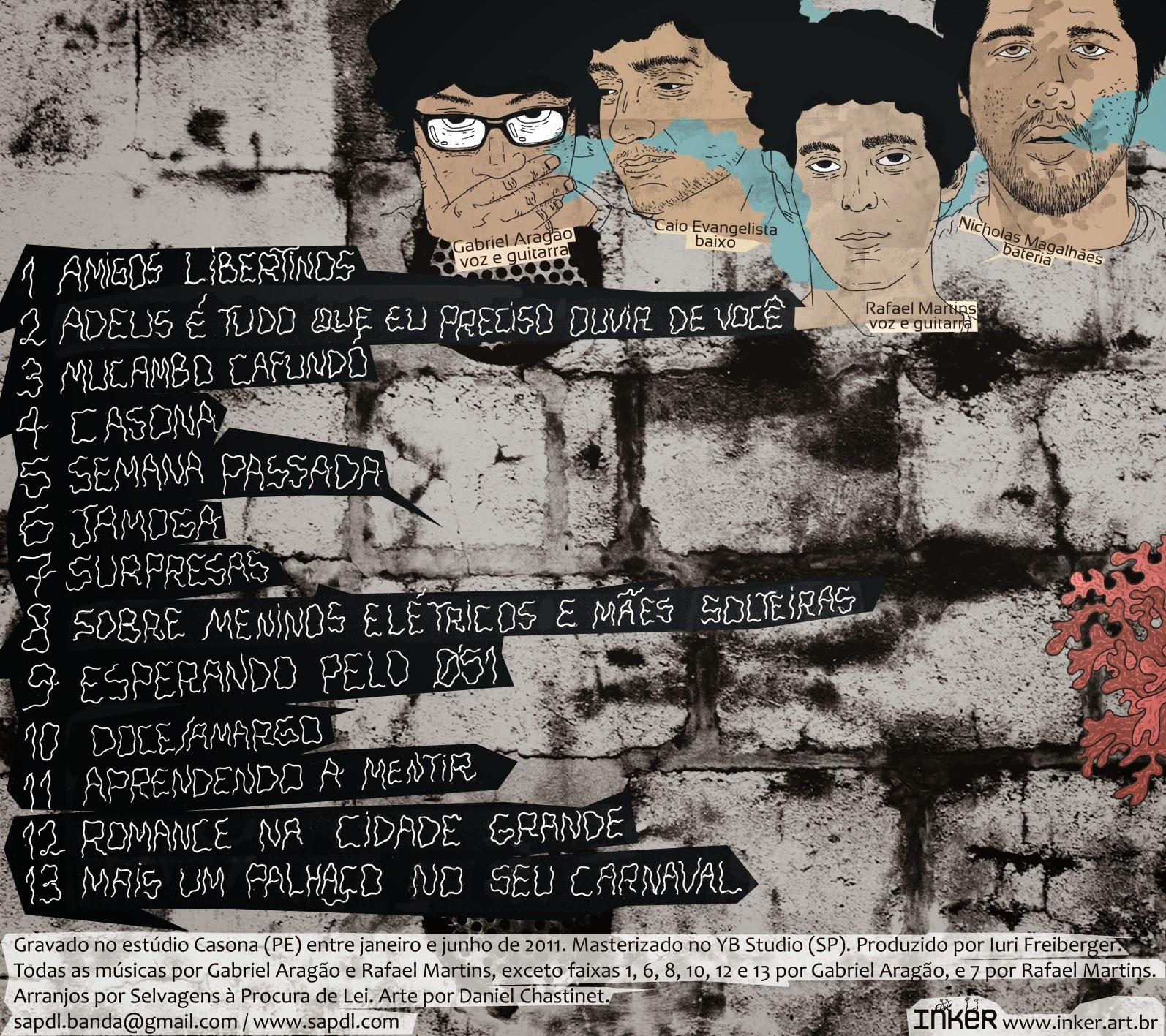 Filho Da Ada Selvagens à Procura De Lei Aprendendo A Mentir 2011