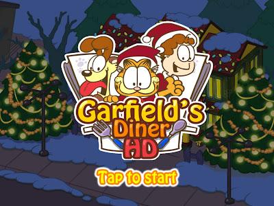 Fire-Cheatz: [Hack] Garfield's Diner HD v1.4