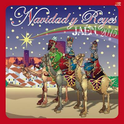 Jaén - Navidad 2015