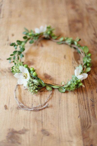 Loquesea coronas de flores para el pelo - Coronas de flore ...