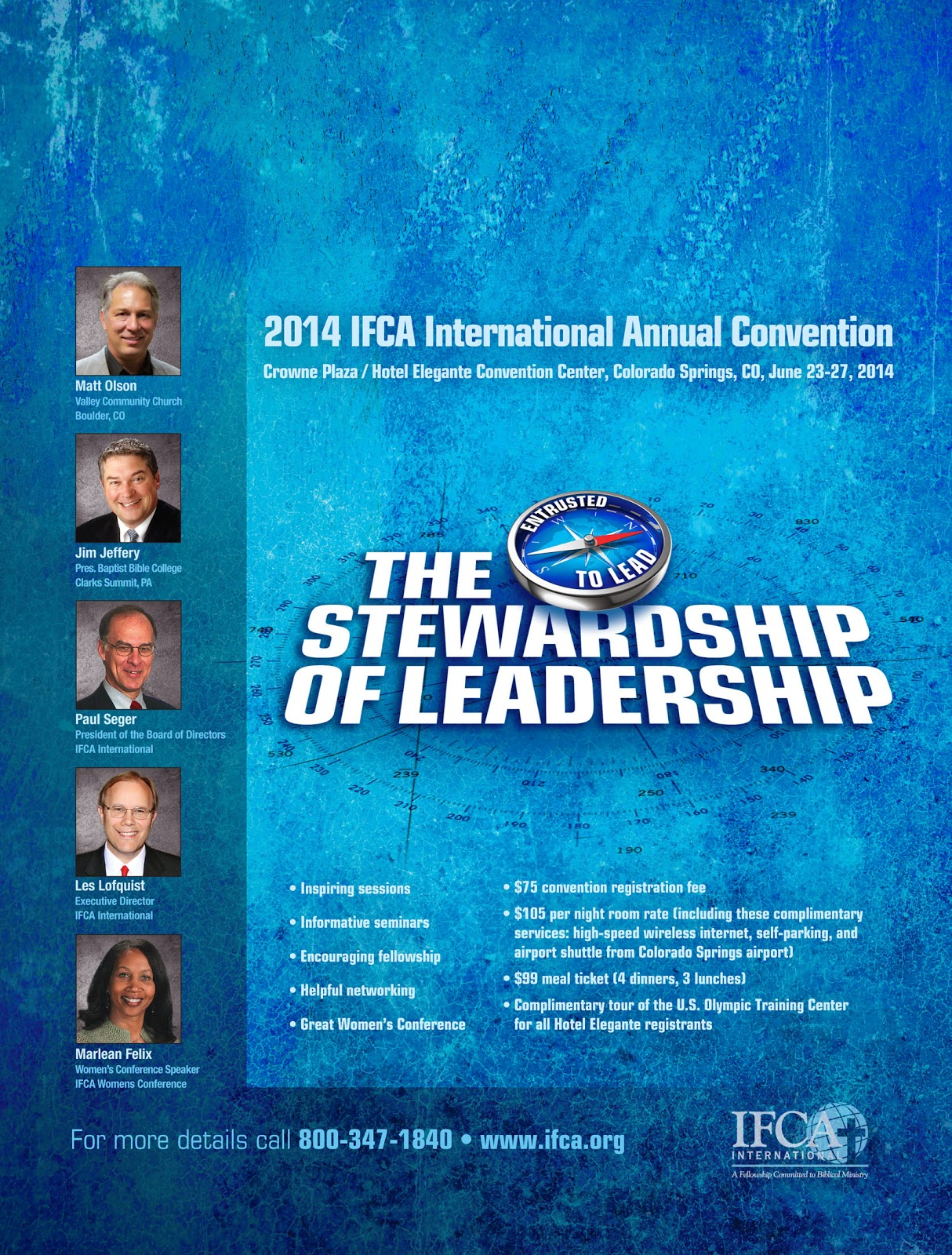 Watch the 2014 IFCA Convention Live!