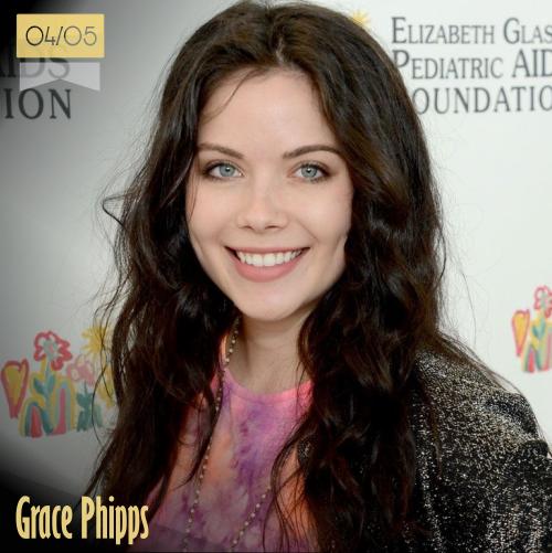 4 de mayo | Grace Phipps - @grace_phipps | Info + vídeos
