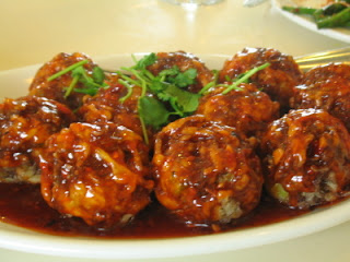 Veg Manchurian dry or with gravy recipe