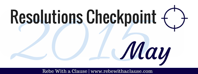 Resolutions Checkpoint 2015 May