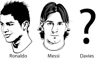 Ronaldo ve Messi'yle birlikte Yılın Futbolcusu ödülünün finalistleri arasında yer alan Leslie Davies kim? Fotoğraflar: Vectorportal