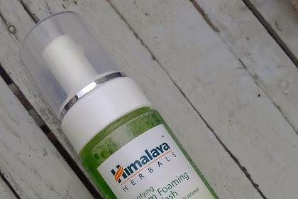 Himalaya Herbal Purifying Neem Foaming Face Wash