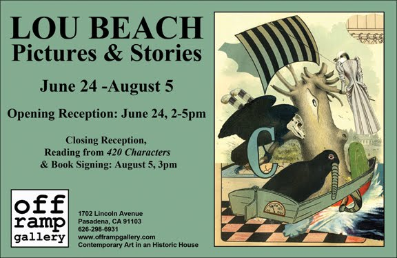 Lou Beach: Stories & Pictures