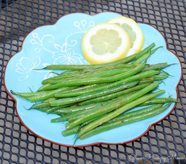 Lemony Green Beans (Green Beans With Lemon Juice And Lemon Zest ...