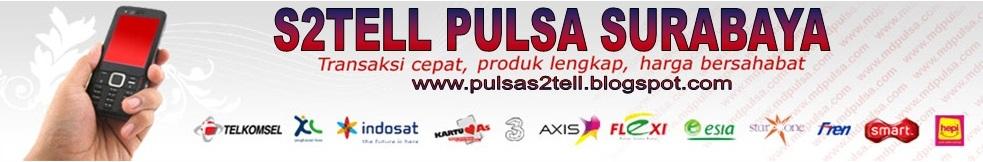 S2TELL PULSA | TRONIK PULSA MANTAB