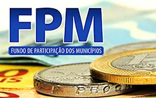 Com mais de R$ 650 milhões, o segundo FPM do mês será distribuído nesta terça (20)