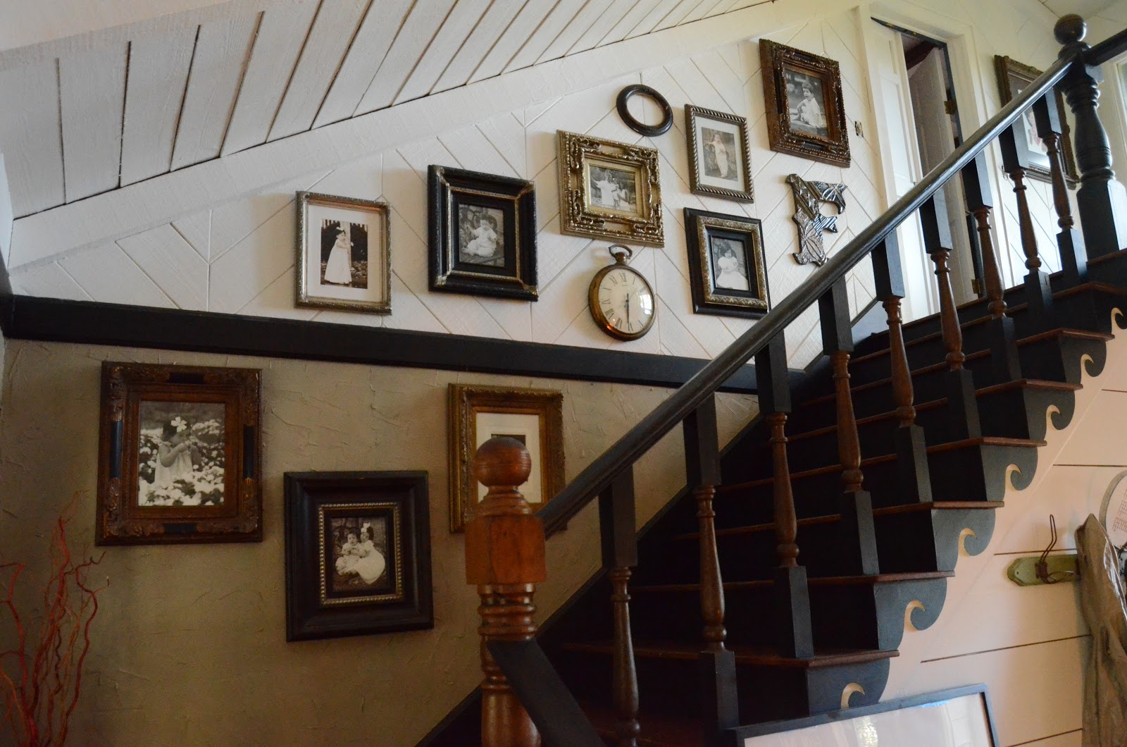 Lucysinspired framing collage at the hansel and gretel house - Hansel home ...