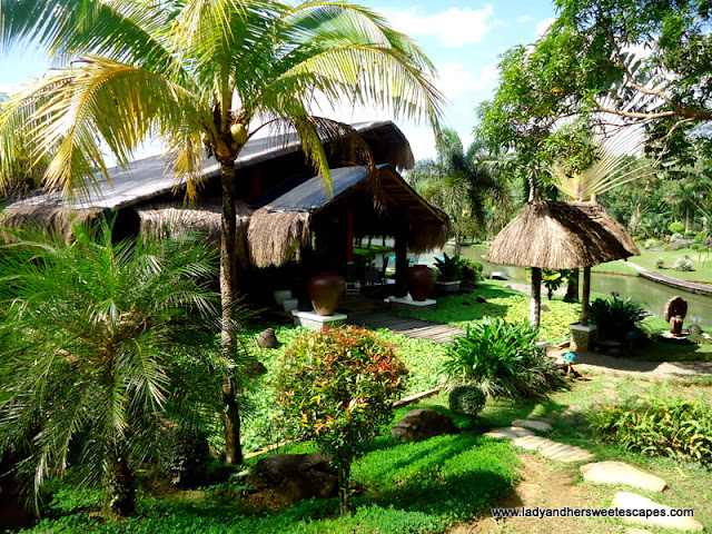 restaurant at Rafael's Farm Leyte