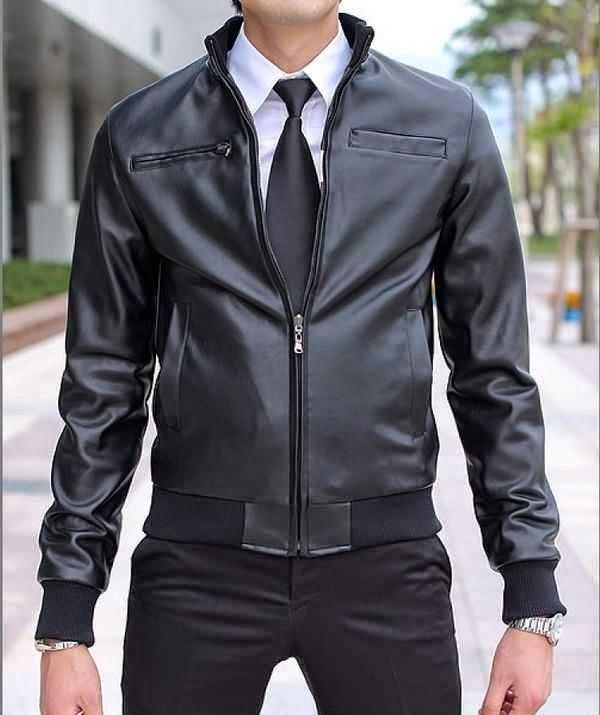 cara membedakan jaket kulit asli dan palsu