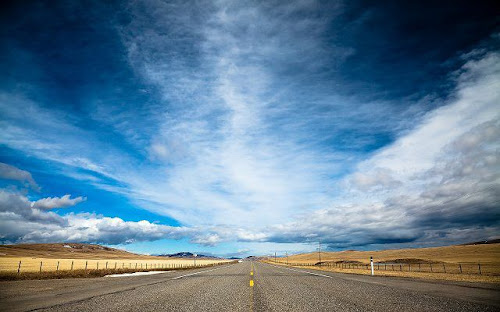 Koleksi Gambar Langit Biru Paling Keren