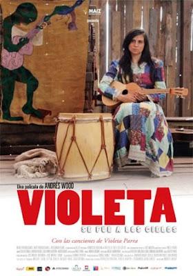 Violeta se fue a los cielos (2011).