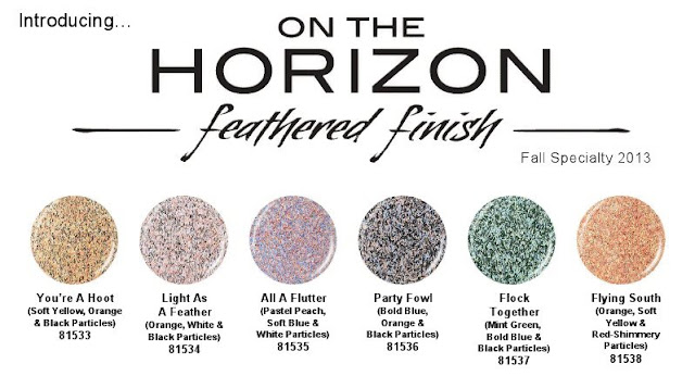 China Glaze On the Horizon Collection