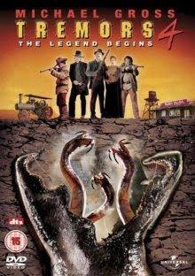 ver Terror Bajo la Tierra 4 (2004) online latino