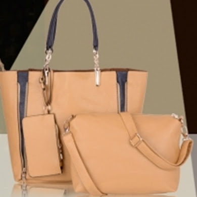 AA FASHION BAG (APRICOT)