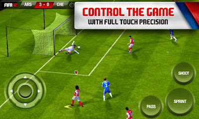 FIFA 12 by EA SPORTS .APK 1.3.98 Android [Full] [Gratis] [Datos SD]
