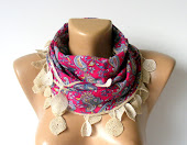 *** cotton scarf ***