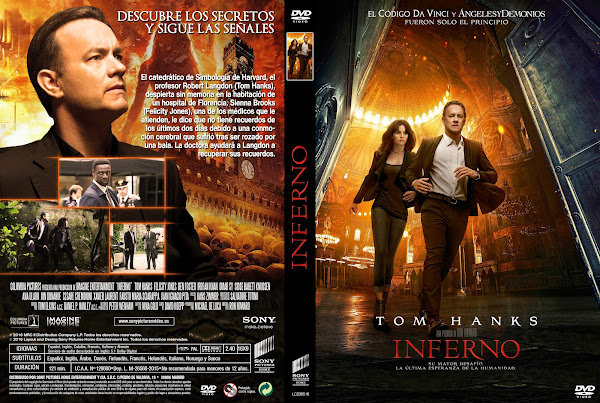 Inferno (2016) Torrent – HDRip 720p | 1080p Legendado Download