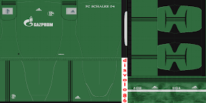 PES 2013 Schalke 04 Kits by diavolo86