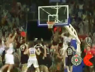 basket bola partizan gagal