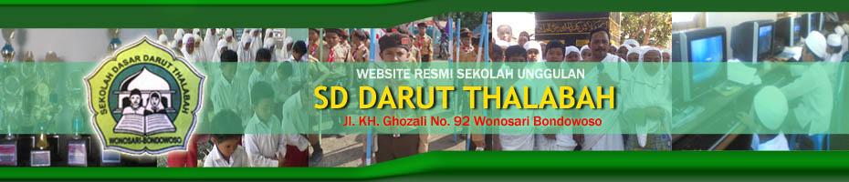SD DARUT THALABAH WONOSARI BONDOWOSO