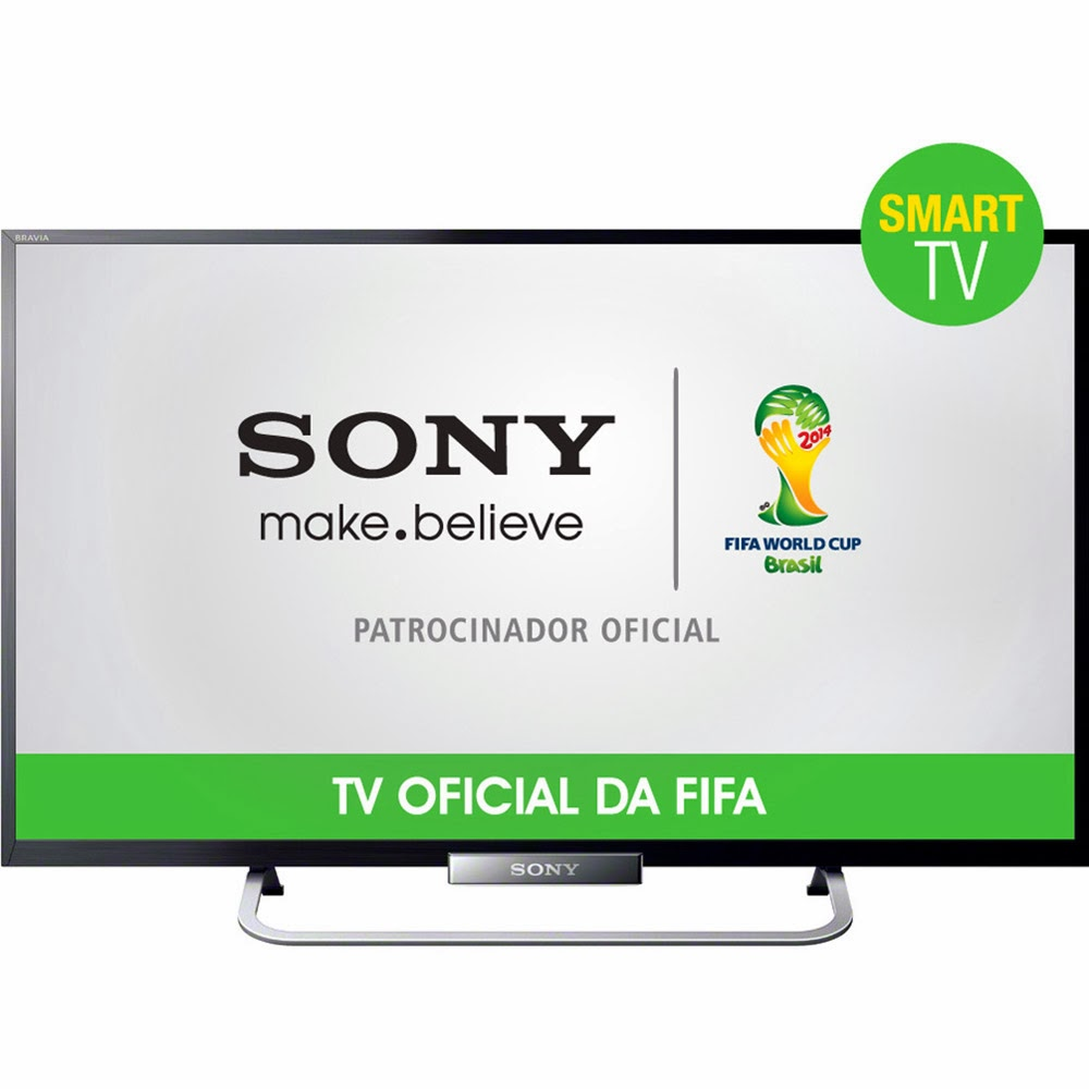"Smart TV Led 32"" Sony"