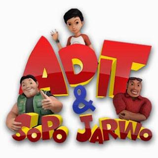 download kartun animasi adit sopo jarwo