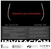 Empresa que participa del foro Artesanía y Lujo