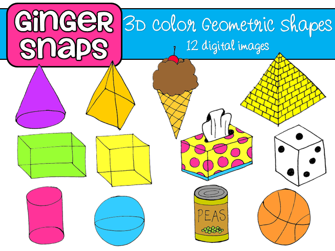 Math Geometry Clip Art Notebook clip art store to