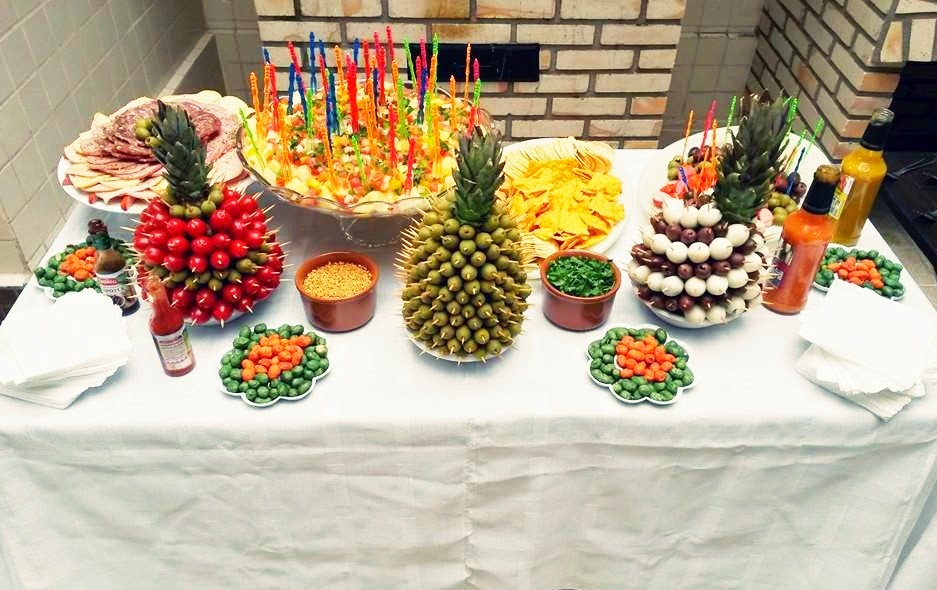 comidas para festa boteco : COISA DE CASADA: FESTA BOTECO