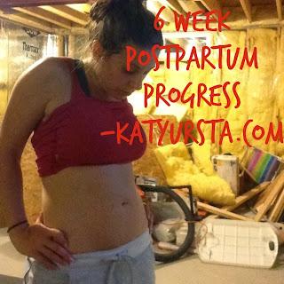 postpartum fast weight loss