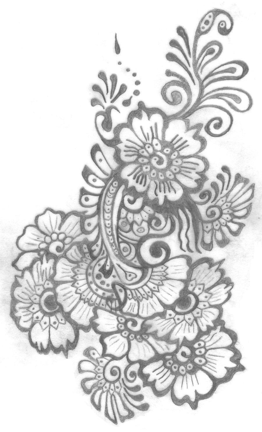 Simple Arabic Mehndi Designs Mehndi DesignArabic Mehndi henna mehndi