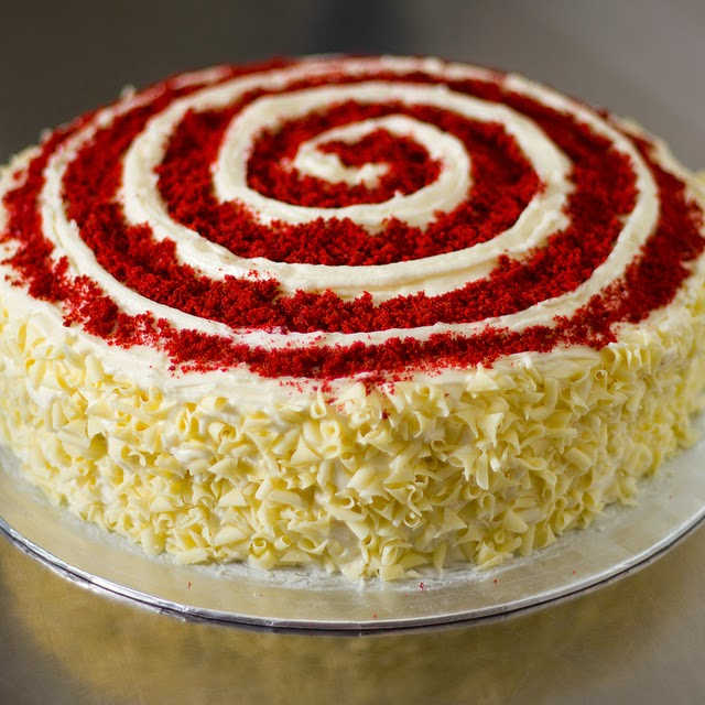 White Chocolate Cake With A White Chocolate Frosting Recipes Best