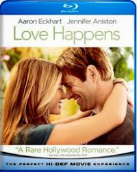LOVE HAPPENS on bluray