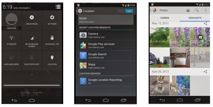 Cara Upgrade OS Android Jelly Bean Ke Kitkat