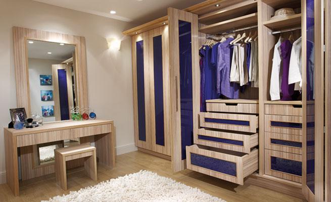 21 dicas para decorar quartos pequenos falc o sh - Armarios para dormitorios pequenos ...
