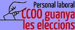 Eleccions sindicals Personal laboral Departament Ensenyament