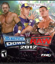Download Game PC WWE Smack Down vs RAW 2012