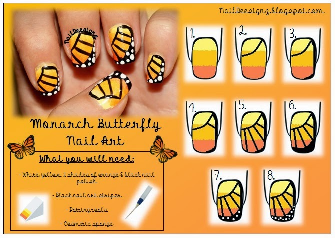http://naildeesignz.blogspot.co.uk/2013/08/monarch-butterfly-nail-art.html
