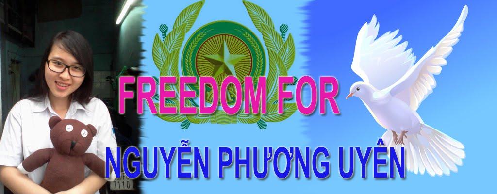 Freedom for Nguyễn Phương Uyên
