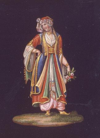 Albanian Folk Women