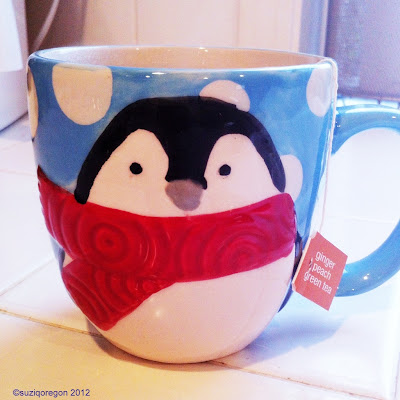Penguin Mug