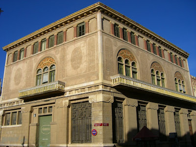 Gasull House in Reus