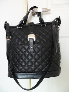 Zara Quilted Crossbody Bag 40