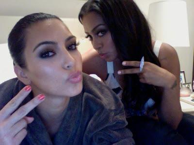 Kim Kardashian Twitter Pics