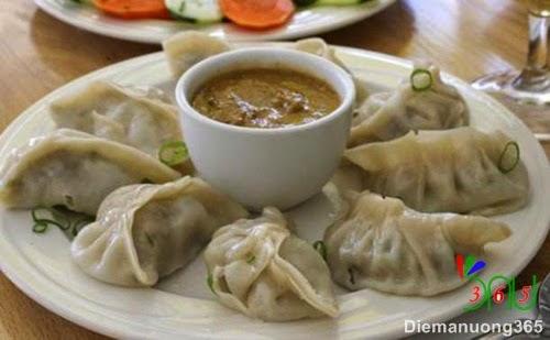 Món Dimsum Ấn Độ Momo – Món ăn ngon lạ mà quen
